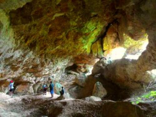 Gambar Goa Kare Tajen Pamotan rembang Jateng