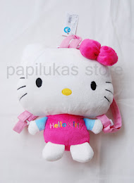 Tas Boneka Hello Kitty
