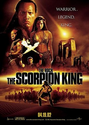 Vua Bò Cạp - The Scorpion King...