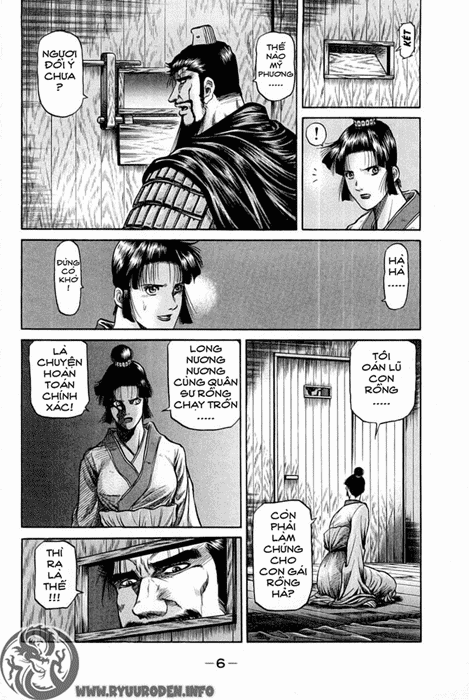 Chú Bé Rồng - Ryuuroden chap 43 - Trang 8