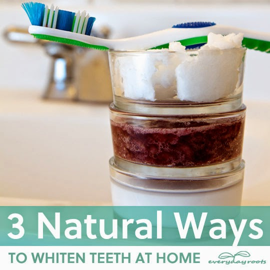 3 Natural Ways to Whiten Your Teeth at Home 1