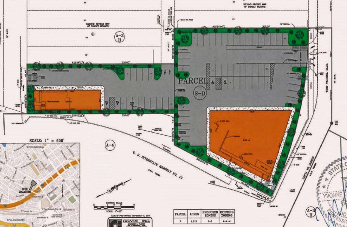 el paso development news infill project planned for vacant