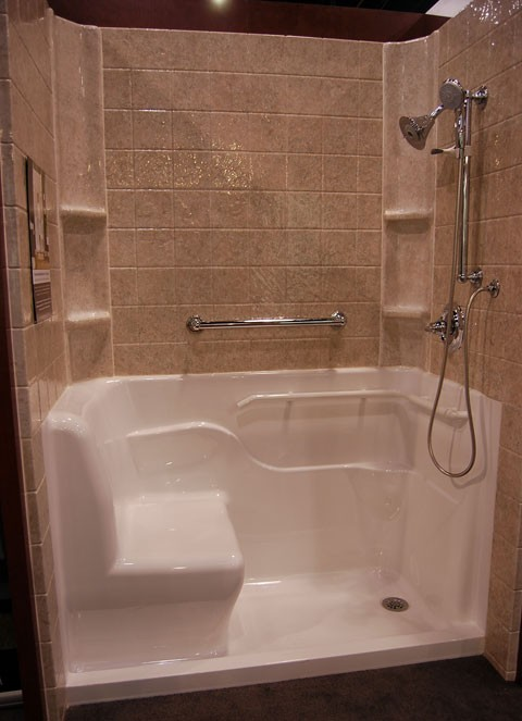 bathroom shower stalls with seats pictures to pin on pinterest pinsdaddy