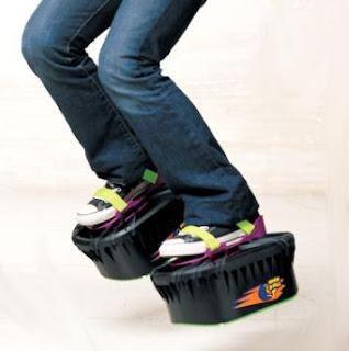 zapatos lunares