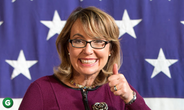 gabrielle giffords biography