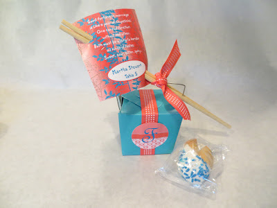 Fortune Cookie Wedding Favor Soaps