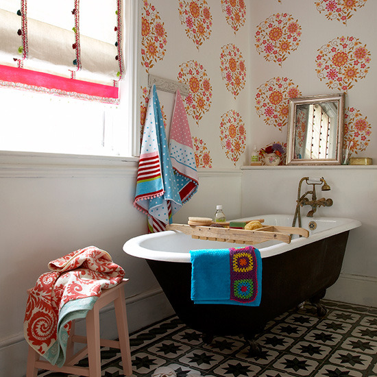 Mix and Chic: Beautiful bathtub inspirations in every styles!