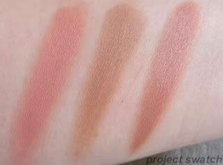 ELF St. Lucia Cream Blush swatches