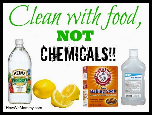 This is how we mommy clean with food not chemicals - Foods never wash cooking ...