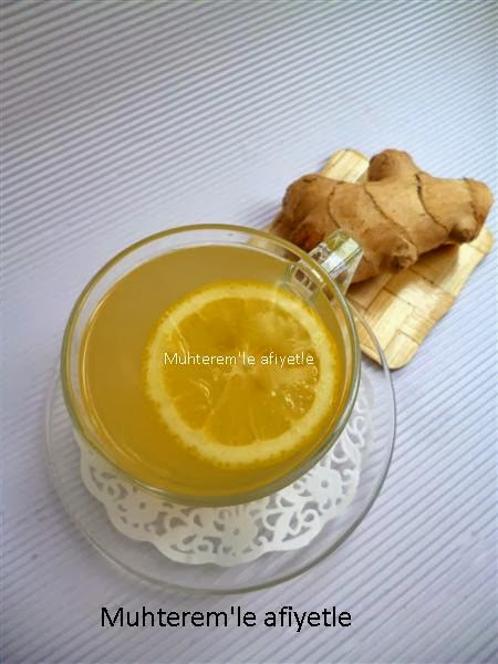 Fresh Ginger Tea