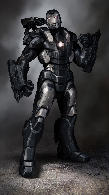 iron 3 war machine