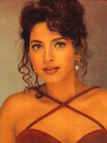 image of stars hot indian actress juhi chawla rare