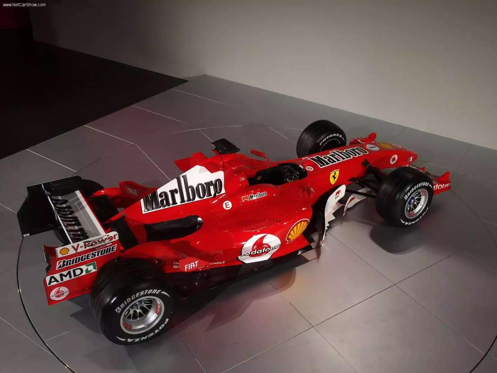 Hình ảnh siêu xe Ferrari F2005 2005 & nội ngoại thất