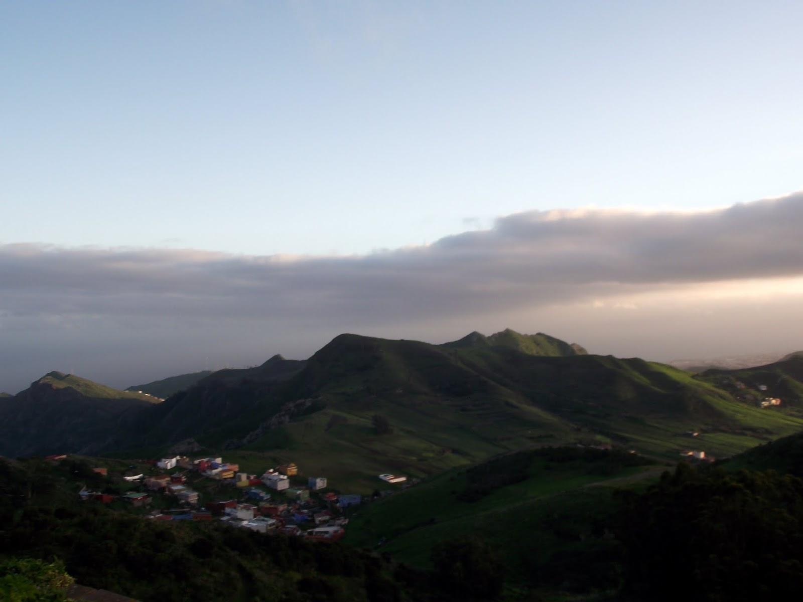 Monte Anaga , Tenerife