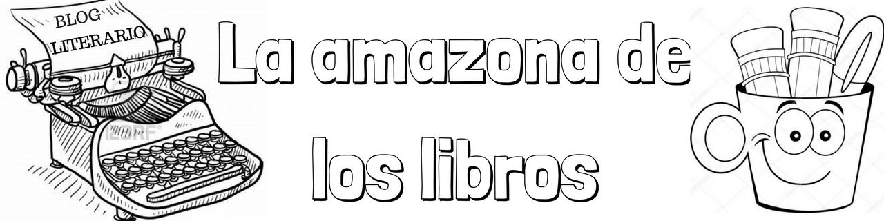 La amazona de los libros