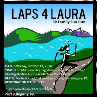 10-11 Laps For Laura 5K