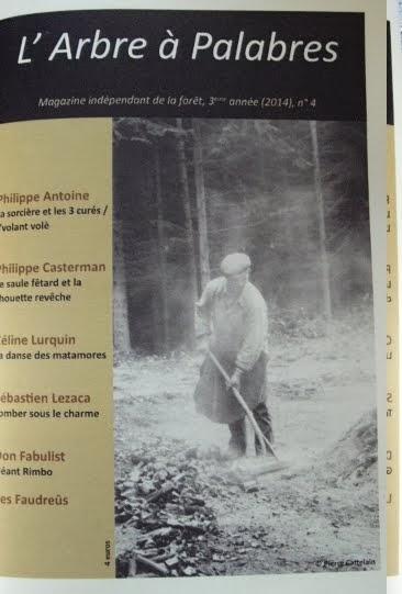 Magazine de la forêt 4/2014
