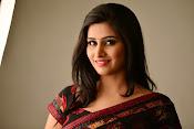 Shamili dazzling photos in saree-thumbnail-16