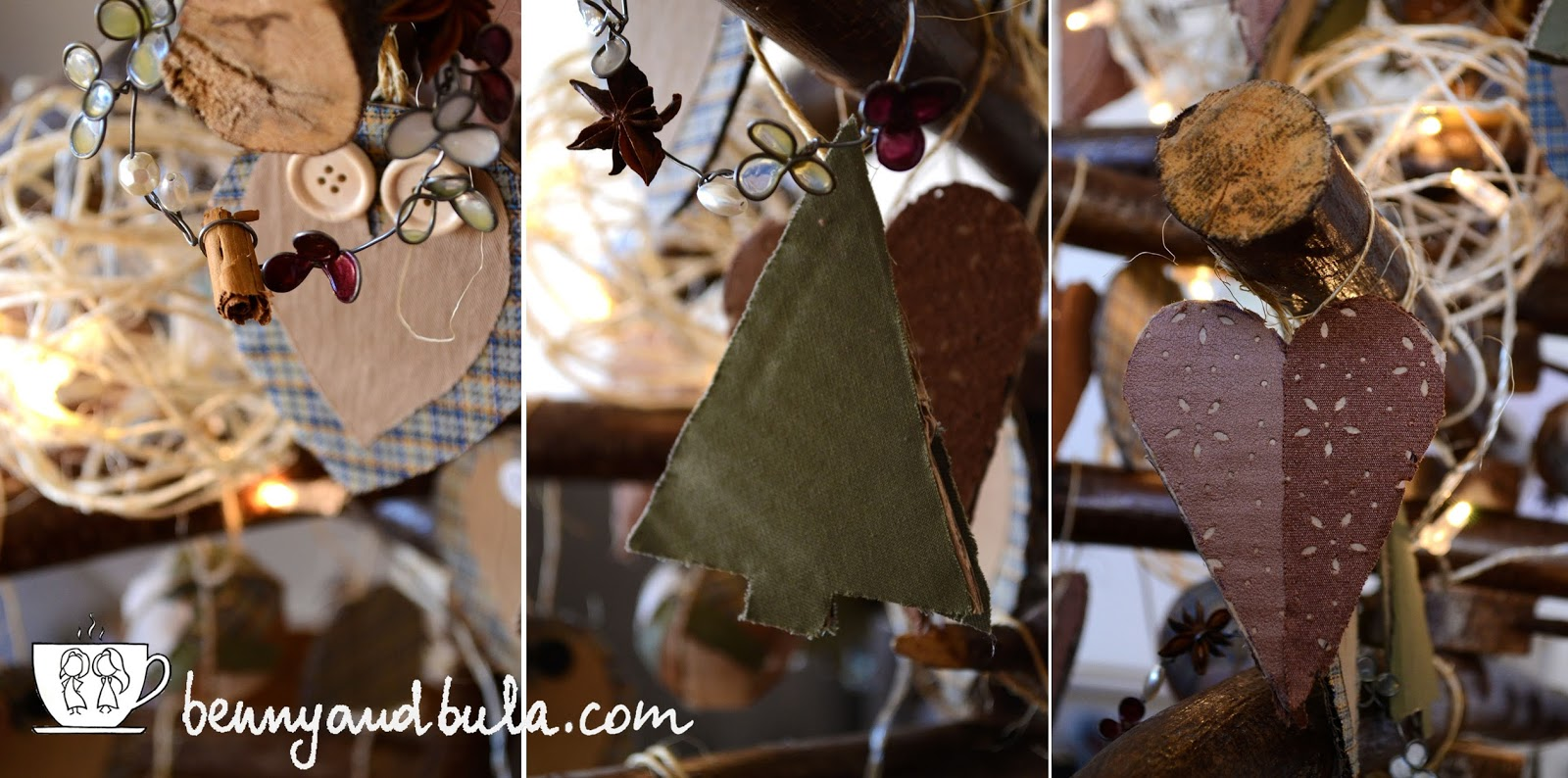 Albero di Natale fai da te/DIY Christmas Tree tutorial