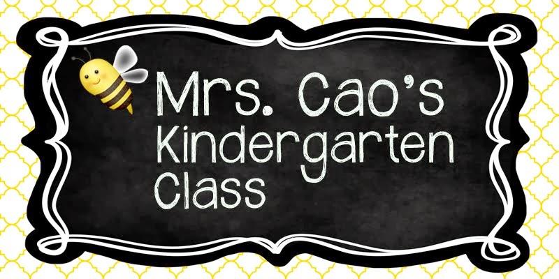 Mrs. Cao's Kinder Crew