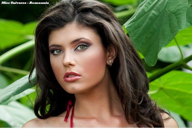 Miss Universe - Romania