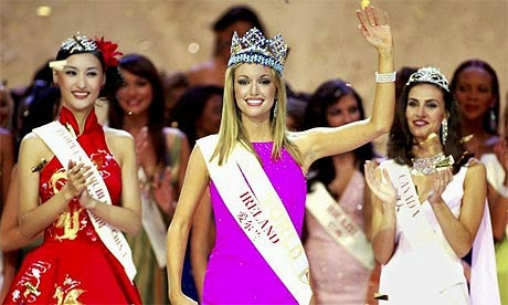 All about miss world miss world 2003 ireland rosanna diane rosanna diane davison conceived 17 april 1984 is an irish performing artist vocalist model and glamorous lady who was the champ of the miss world 2003 thecheapjerseys Images