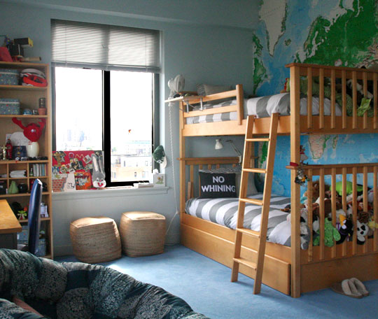 15 Year Old Boy Bedroom: Dreams And Wishes: Colourful Kid's Rooms