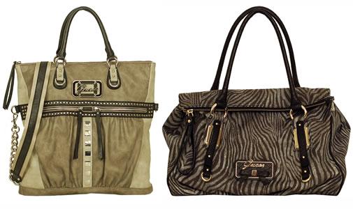 Bolsa Dourada Guess : Provador fashion guess apresenta oito linhas de bolsas e
