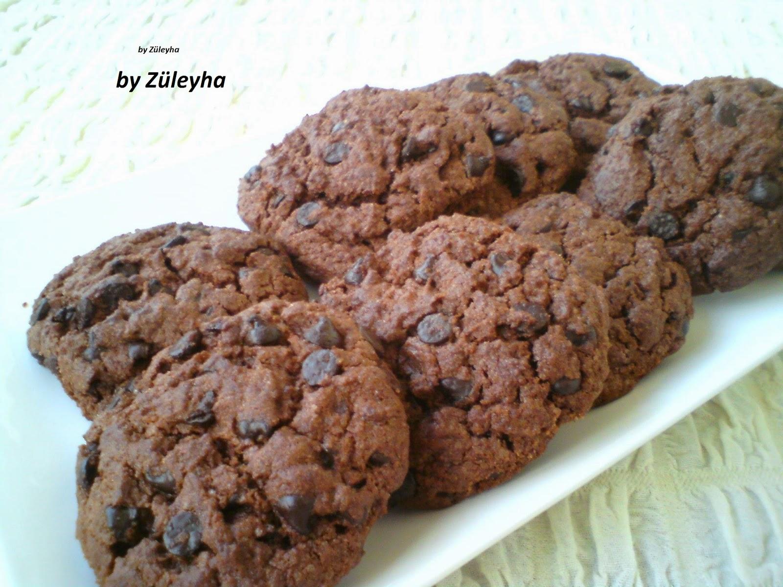 Damla Çikolatalı Bisküvi,kurabiye,çikolata,damla çikolata