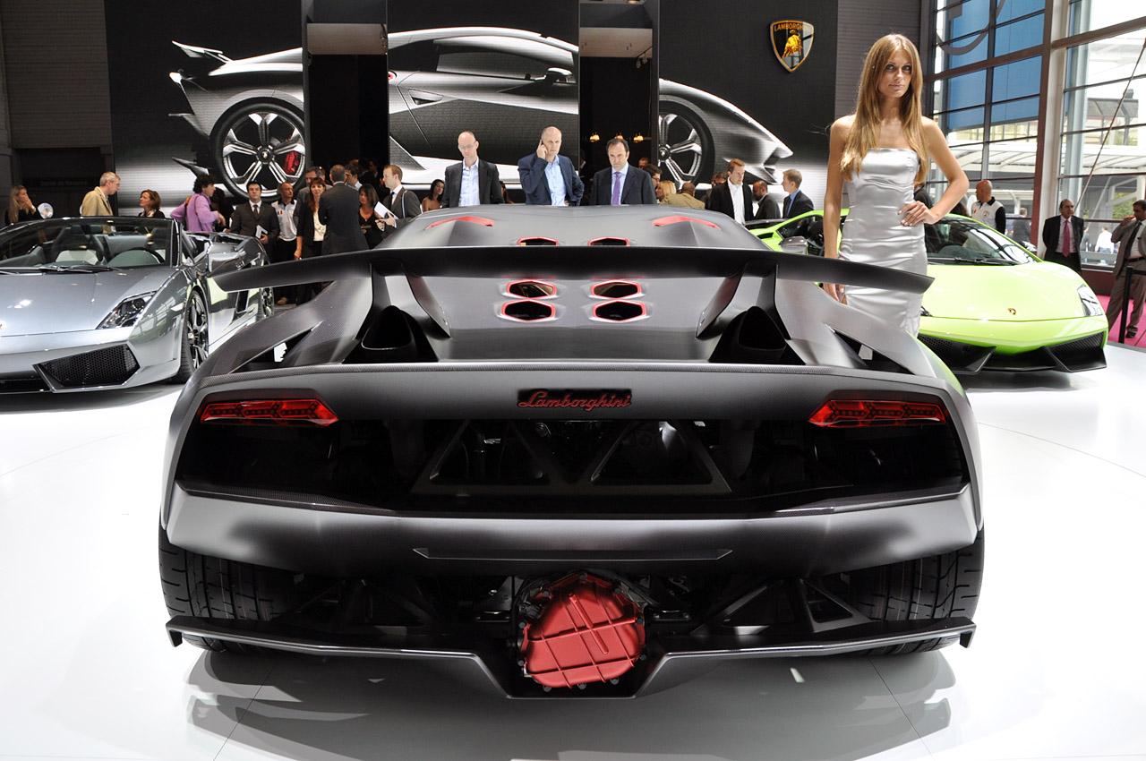 Davide458italia Lamborghini Sesto Elemento