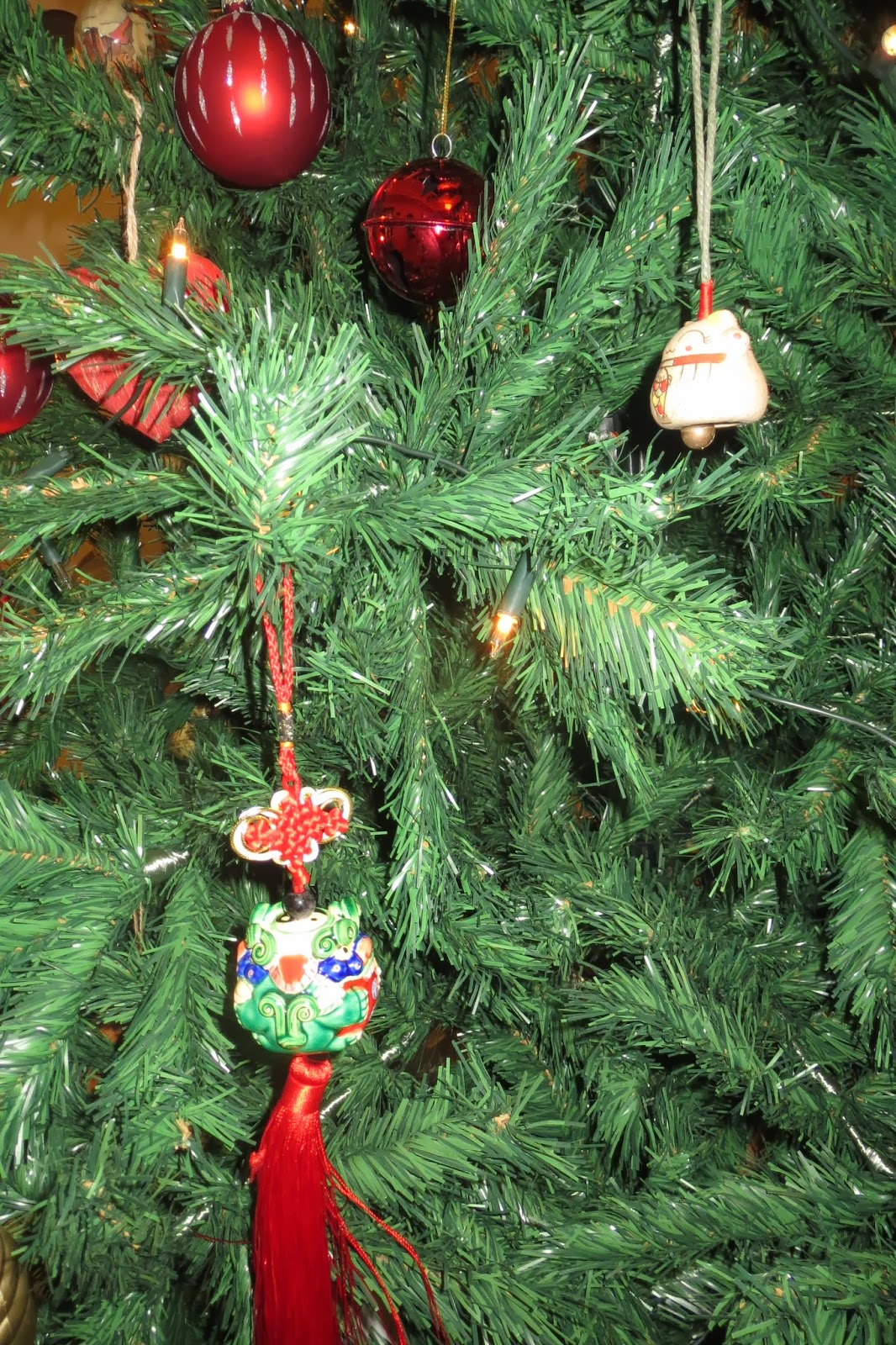 chinese christmas tree decorations - Chinese Christmas Decorations
