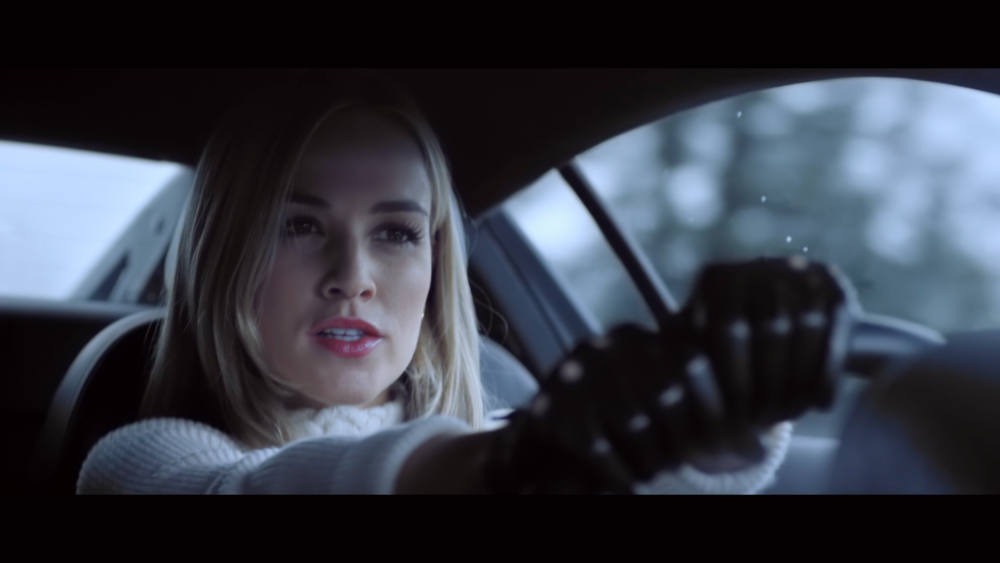 DJ Hardwell & racing driver Carmen Jorda compose the ultimate driving track From tyre data