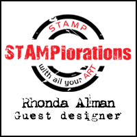 Guest Designer for Stamplorations 2nd  Blog Hop
