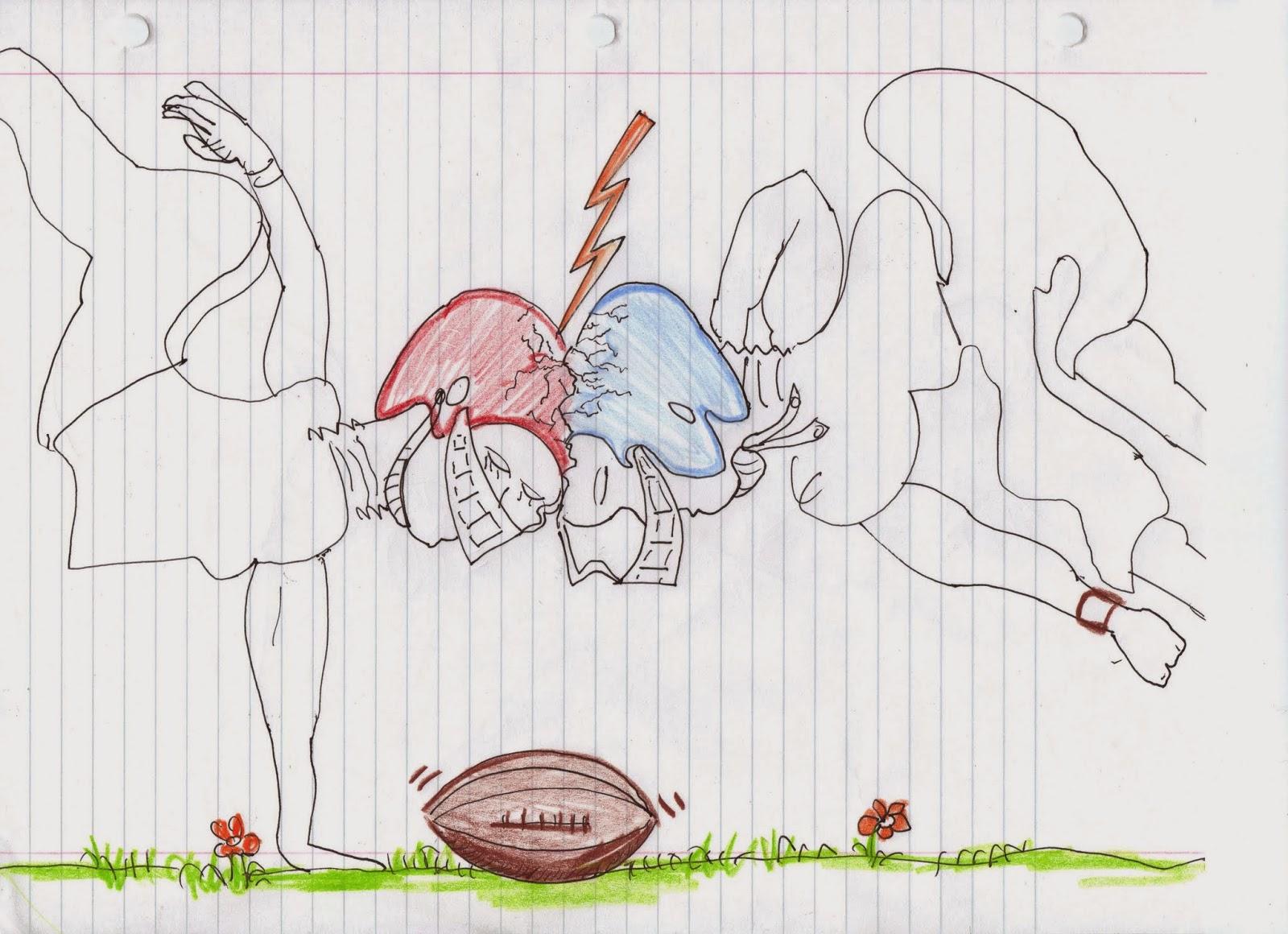 MooPig Wisdom: Football Head Injuries ::