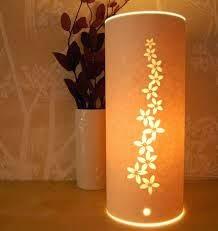 Abajur ou luminárias artesanais