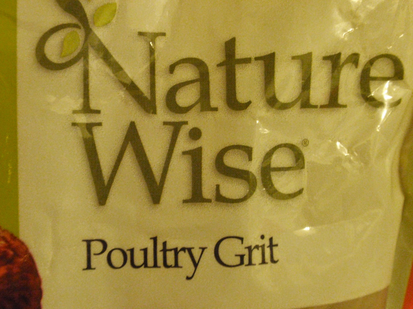 poultry grit