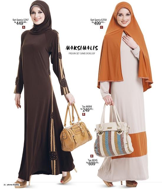 Gambar Baju Busana Muslim Edisi 24