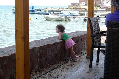Pierwsze kroki na Lesbos/First steps on Lesvos