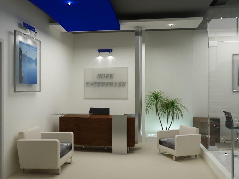 Small Office Reception Design Ideas: Ashwin Architects: Corporate Interiors