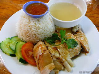 Resep Nasi Ayam Hainan, Enaknya Maknyuss
