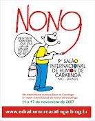 9º Salão de Humor de Caratinga / 2007