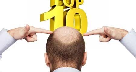Impedire a una perdita di capelli la vernice