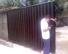 Portão Búzio