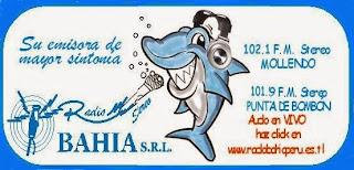 Radio Bahia Mollendo Punta de Bombon