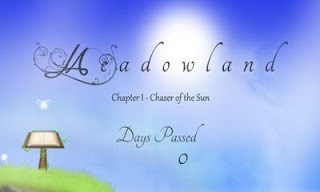 Screenshots of the Meadowland for Android tablet, phone.