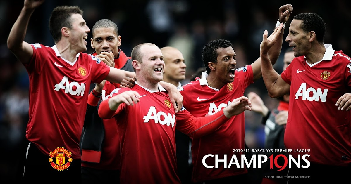 Manchester United Wallpaper Android Phone: Man Utd 2010/11