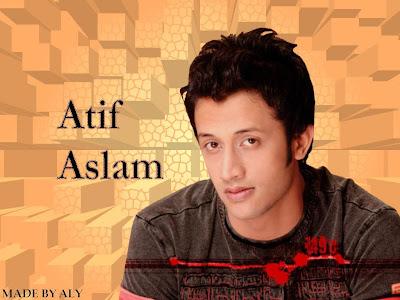 atif aslam wallpapers. Atif Aslam
