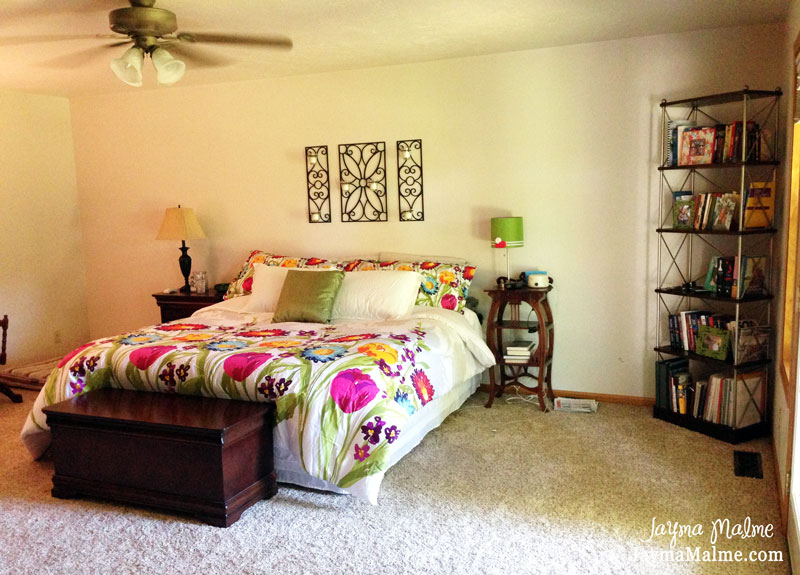 Playing with Paper: Scrapbooks, Cards & DIY: DIY Master Bedroom and ...
