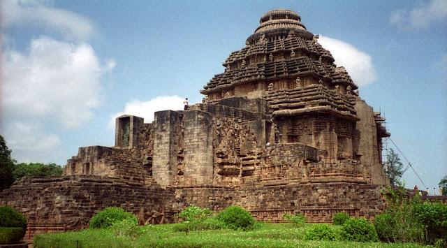 templo del sol Konark