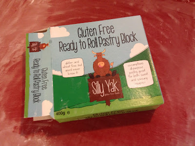 silly yak gluten free pastry